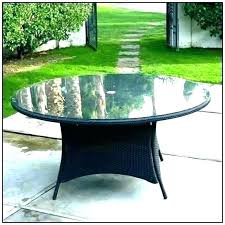 glass patio table with umbrella hole rectangular patio table with umbrella hole patio tables rectangular patio