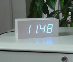 Awesome Pictures Gallery Of Stylish Alarm Clock