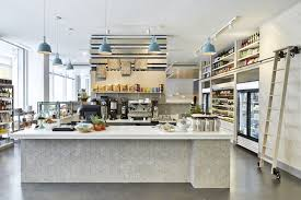 Beautiful Restaurant Open Kitchen Concept Centrolina By Core Washington Dc For Decorating