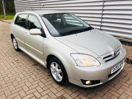Toyota Corolla 1.6 vvti colour collection in stunning condition ...