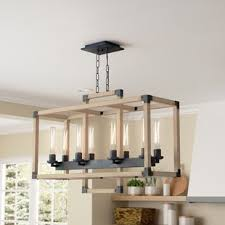 kitchen lighting chandelier. Tianna 8-Light Kitchen Island Pendant Lighting Chandelier C