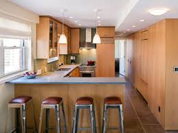 Small Narrow Kitchen Small Kitchen Options Smart Storage And Design Ideas Hgtv