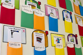 Free Printable Classroom Helpers Organize Your Classroom