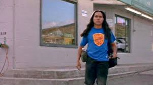 smoke signals p  thomas as a stoic n