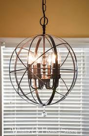 diy chandelier makeovers diy orb chandelier easy ideas for old brass crystal and