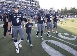 Wes Farnsworth Football University Of Nevada Athletics