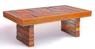 rustic charm furniture. Handmade Tables For Sale The Rustic Charm Reclaimed Redwood Coffee Table Alternative Designs Oak Furniture I