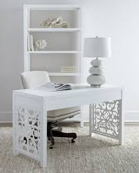 feminine office furniture. white spur office furniture horchow love this desk feminine