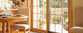 impressive ideas wood sliding glass doors pella patio sliding doors teakpatiofurnishings