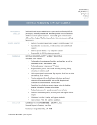 Dental Resume Samples Fresh Dental Resume Examples Dental Hygiene