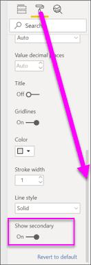 Combo Chart In Power Bi Power Bi Microsoft Docs