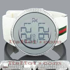 gucci diamond watches mens luxury watch 6ct