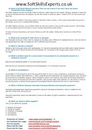 Accounting Interview Questions Beauteous 48 Accounts Payable Interview Questions And Answers