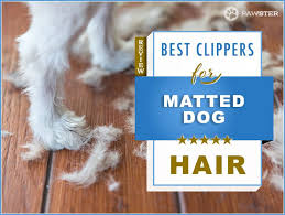 best dog clippers for matted hair dogs