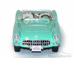 1957 Chevy Corvette Convertible, Turquoise - Maisto Special ...