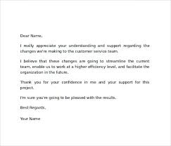 sample of appreciation letter 21 sample thank you letter templates to boss pdf doc