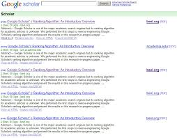 Academic Search Engine Spam And Google Scholars Resilience