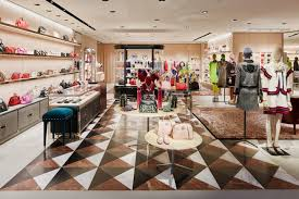 gucci store interior. situated on the second floor, new outpost measures a sizeable 220 sqm. [2,368 sq.ft.] and is obviosuly designed according to michele\u0027s gucci store interior