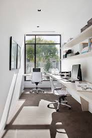 trendy office ideas home offices. Modren Home Office Glamorous Nature Design Ideas Home Idea Small Offices  Officesupplies  Glamorous Office Colors And Trendy