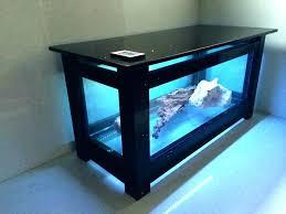 round aquarium coffee table fish aquarium fee table fit for your tables hood iron tray coffee
