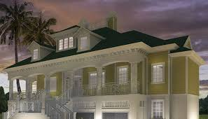 100 Beach Homes Plans Elevated House Island Vacation Cottage Small Elevated Home Plans