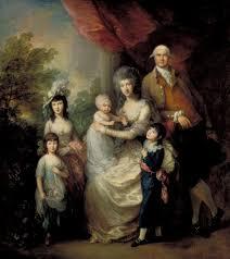 thomas gainsborough the baillie family c 1784