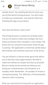 Download server bitcoin miner apps latest version for pc, laptop, windows.today, digital technologies set the vector for the future. New Bitcoin Server Mining App Reviews Scam Or Legit Beermoneyforum Com We Help Each Other To Make Money Online