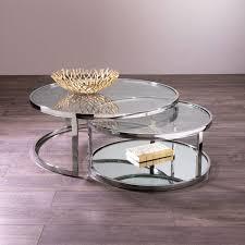 avon nesting coffee tables set of 2
