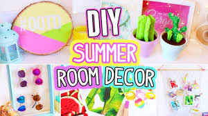 cute diy room decor for summer diy room decor for summer easy fun minutes crafts on