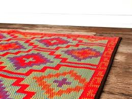 recycled outdoor rug plastic rugs home design ideas and pictures regarding