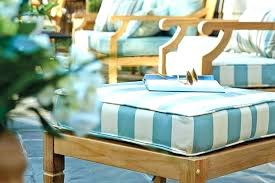 cleaning outdoor cushions fresh turquoise pillows patio furniture