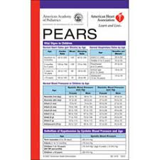 Pediatric Vital Signs Chart Pdf Vital Sign Reference Chart 2019