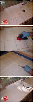 Cement Over Tile Countertops Best 25 Tile Countertops Ideas On Pinterest Tile Kitchen