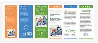 20 School Brochure Design Samples To Satisfy Your Client