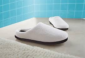 Womens Temperature Regulating Slippers Sharper Image