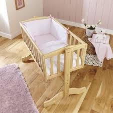 clair de lune 2pc crib bedding set stars stripes pink