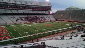 Seating Chart For Memorial Stadium Lincoln Nebraska Memorial Stadium Nebraska Section 31 Rateyourseats Com