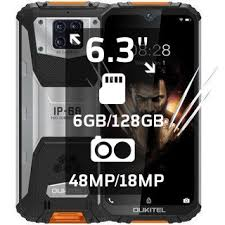 Buy <b>Oukitel WP6</b> price comparison, specs with DeviceRanks scores
