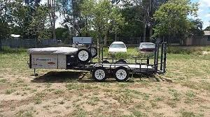 toy hauler mavrick polaris cer buggy trailers gumtree australia brisbane south west forest lake 1069932596