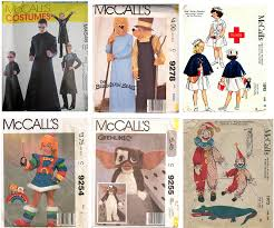Halloween Costume Patterns Impressive Win A Sewing Machine And Patterns In The McCall Pattern Company X