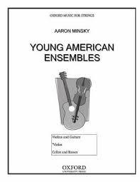 Young American Ensembles: Violas : Aaron Minsky : 9780193859470