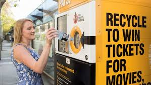 Sydney Vending Machines Classy Sydney Australia Is Testing Reverse Vending Machines That Offer