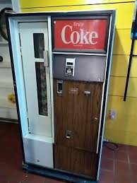 Original Coke Vending Machine Beauteous 48'S VINTAGE ORIGINAL Coke Vending Machine 4848 PicClick