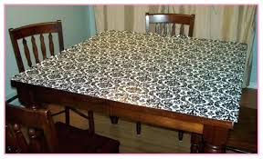 vinyl tablecloth with elastic 42 round