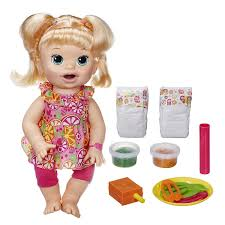 Disney Moana Girls Adventure Outfit · Baby Alive Sara Doll with baby food Best Toys for 3 Year Old Girl 2019- Hot Birthday and Christmas