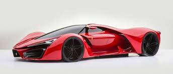 Ferrari F80 Concept The World S Next Fastest Car Beverly Hills Magazine