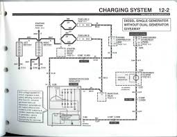 ford cd player wiring diagram wirdig amp alternator and upgrading wiring diesel forum thedieselstop com