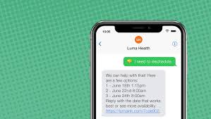 Having trouble finding the answer you're looking for? 5 Ways Providers Can Use Text Messaging To Communicate Luma Health