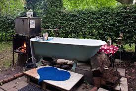 full size of wood burning bathtub homesteader wood fired hot tub