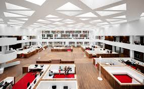 Education Centre Erasmus Mc Kaan Architecten